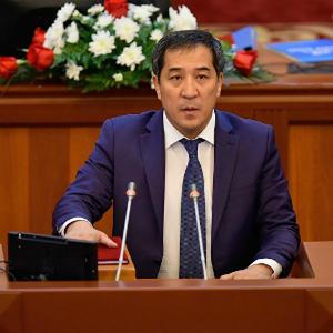 Абжалиев Алиярбек Токобекович