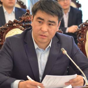 Акаев Жанарбек Кубанычович