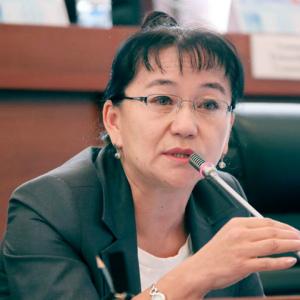 Алтыбаева Айнуру Тойчиевна