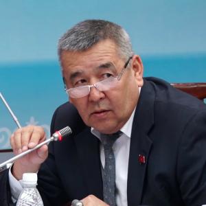 Баймуратов Калдарбек Шакирович