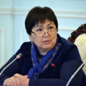 Орозова Карамат Бабашевна