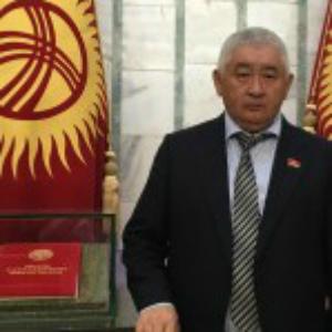 Рысалиев Зарылбек Кылычбекович