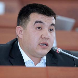 Самаев Урматбек Обозбекович