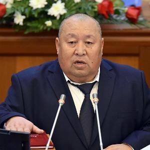 Султанов Абдыкапар Маданбекович