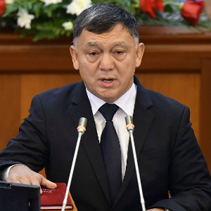 Тулендыбаев Пархат Розымович