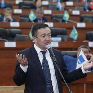 Турускулов Жыргалбек Куручбекович