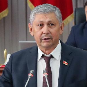 Алыбаев Орозбек Артельевич