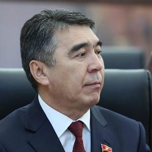 Дюшалиев Абдыбек Кашымбекович
