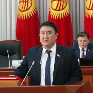 Исаев Жаныбек Базаркулович