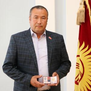 Арзыбаев Ныязбек Ирашевич