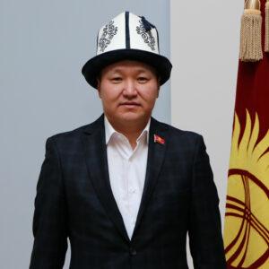 Исманов Самат Жекшеналиевич