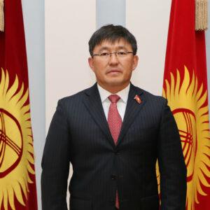 Кенжебаев Байгазы Бобунович