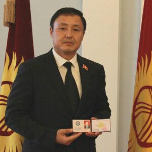 Садиков Улугбек Чирмашович