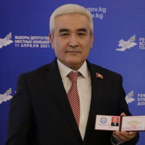 Бакиров Мамасадык Сабирович