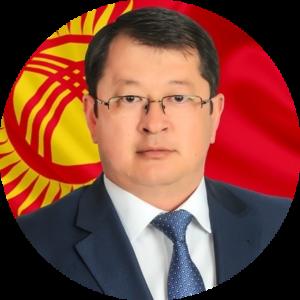 Рысбаев Равшанбек Рысбаевич