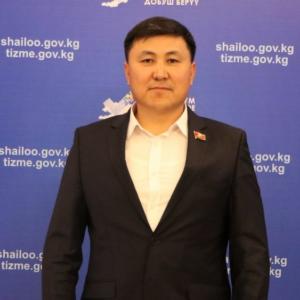 Жээнбаев Осконбай Сатыбаевич